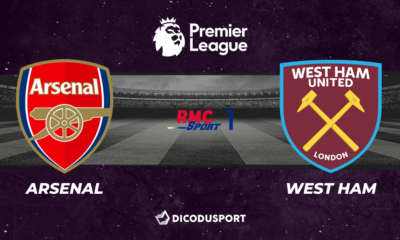 Football - Premier League : notre pronostic pour Arsenal - West Ham