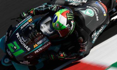 Grand Prix de Teruel : Franco Morbidelli s'impose, Mir creuse sur Quartararo