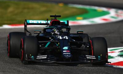 Grand Prix d'Italie - Qualifications : Lewis Hamilton en pole position