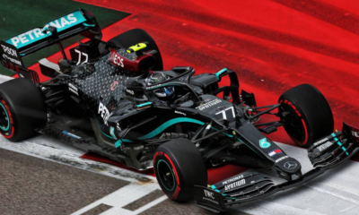 Grand Prix d'Émilie-Romagne - Qualifications : Valtteri Bottas en pole, Pierre Gasly 4ème