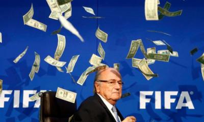 Les faits divers du sport – Fifagate : la chute de Sepp Blatter
