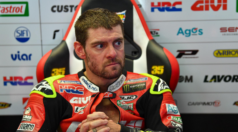 Moto GP : La poisse poursuit Cal Crutchlow