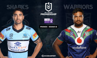 NRL - Notre pronostic pour Cronulla Sharks - New Zealand Warriors