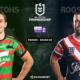 NRL : Notre pronostic pour South Sydney Rabbitohs - Sydney Roosters