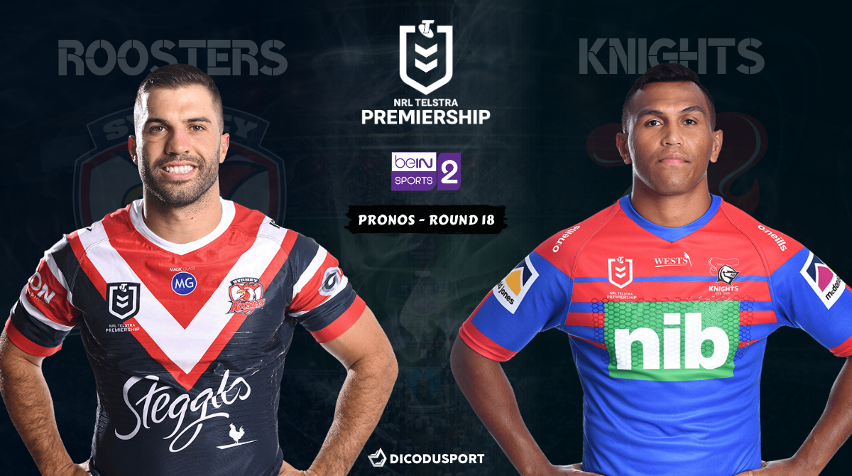 NRL : notre pronostic pour Sydney Roosters - Newcastle Knights