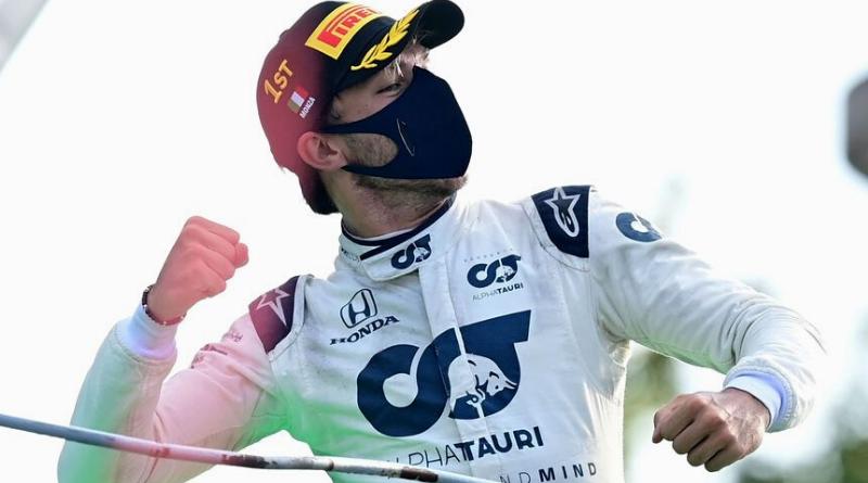 Quiz F1 : Êtes-vous incollable sur Pierre Gasly ?