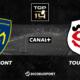 Top 14 : Notre pronostic pour Clermont - Stade Toulousain