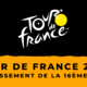 Tour de France 2020 - Le classement de la 16ème étape