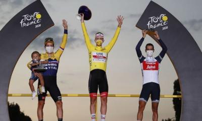 Tour de France 2020 : Le classement des gains par équipes