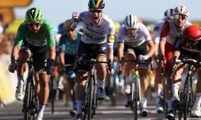 Tour de France 2020 : Sam Bennett remporte la 10ème étape