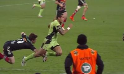 [Vidéo] Les 15 plus belles cuillères du rugby