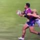 [Vidéo] L'incroyable feinte de passe de Filipo Daugunu en finale du Super Rugby australien