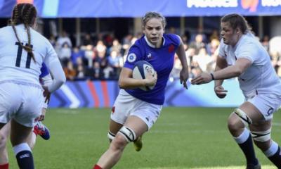 XV de France : 41 joueuses convoquées à Marcoussis