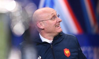 Bernard Laporte réélu président de la Fédération Française de Rugby