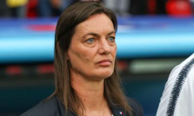 Bleues : Corinne Diacre prolongée à la tête de l'équipe de France jusqu'en 2022