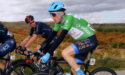 Cyclisme - Tour d'Espagne 2020 - Dan Martin s'impose en puncheur sur la 3ème étape