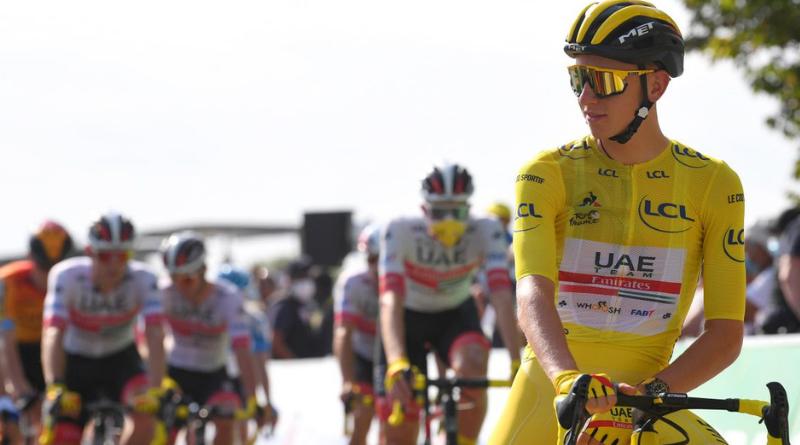 Cyclisme sur route - Classement UCI masculin - Pogacar nouveau leader