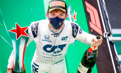 F1 : Pierre Gasly vers Renault ?