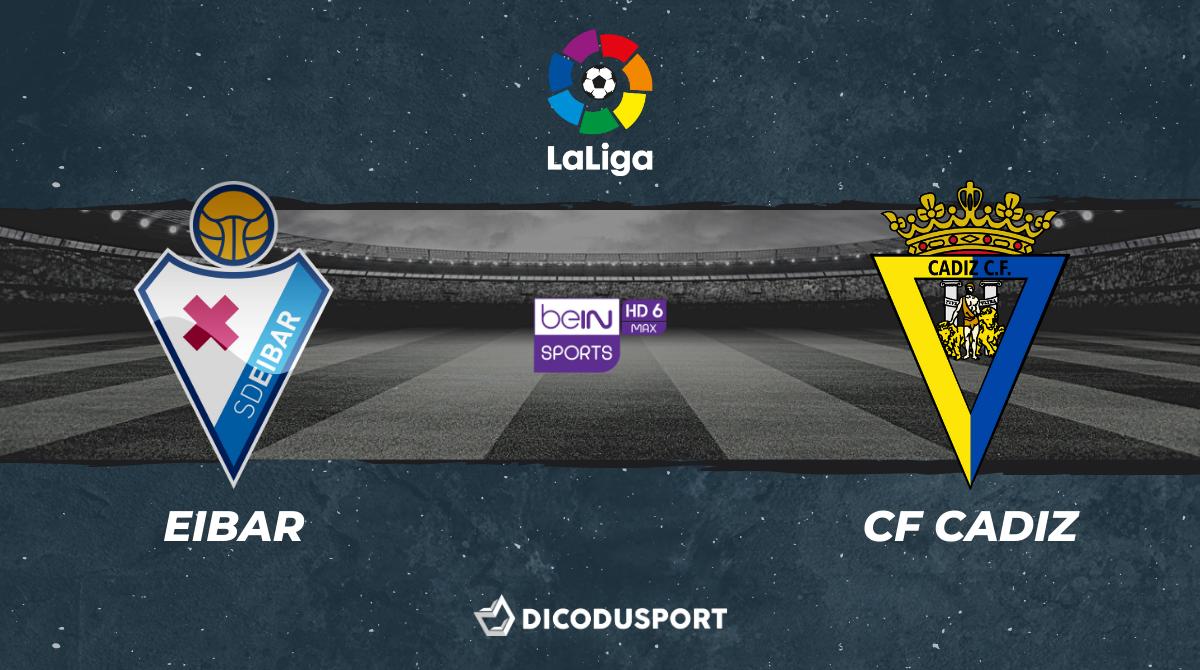 Football - Liga - notre pronostic pour Eibar - CF Cadiz