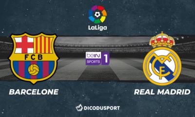 Football - Liga - notre pronostic pour FC Barcelone - Real Madrid