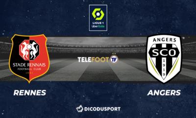 Football - Ligue 1 2020-2021 - notre pronostic pour Rennes - Angers