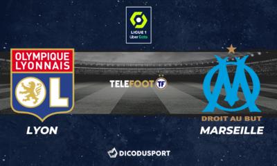Football - Ligue 1 : notre pronostic pour Lyon - Marseille