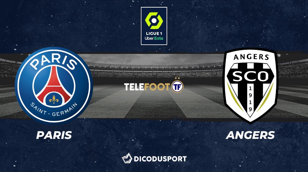 Football - Ligue 1 : notre pronostic pour PSG - Angers