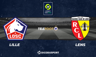 Football - Ligue 1 - notre pronostic pour Lille - Lens