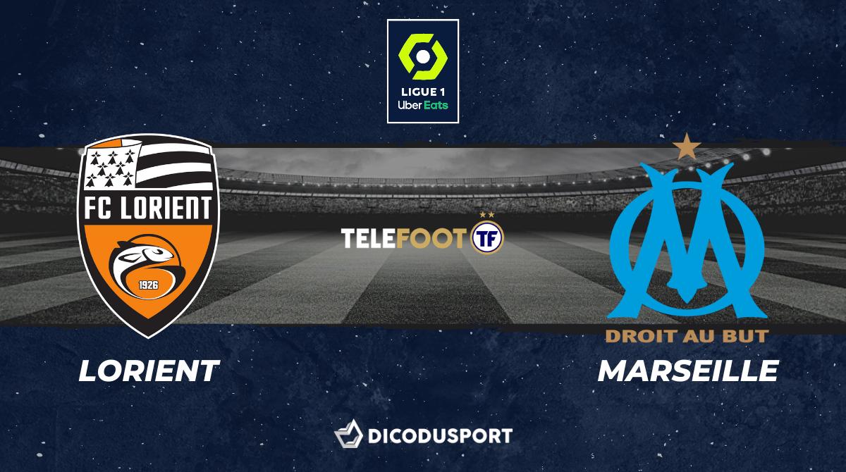 Football - Ligue 1 - notre pronostic pour Lorient - Marseille