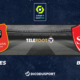 Football - Ligue 1 - notre pronostic pour Rennes - Brest