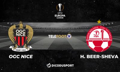 Football - Ligue Europa - notre pronostic pour Nice - Hapoel Beer-Sheva