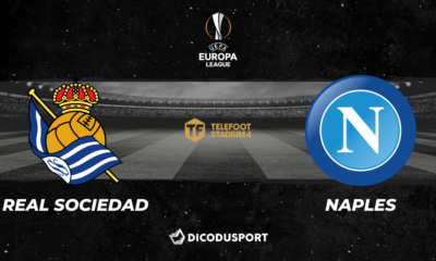 Football - Ligue Europa - notre pronostic pour Real Sociedad - Naples