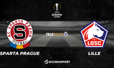Football - Ligue Europa - notre pronostic pour Sparta Prague - Lille