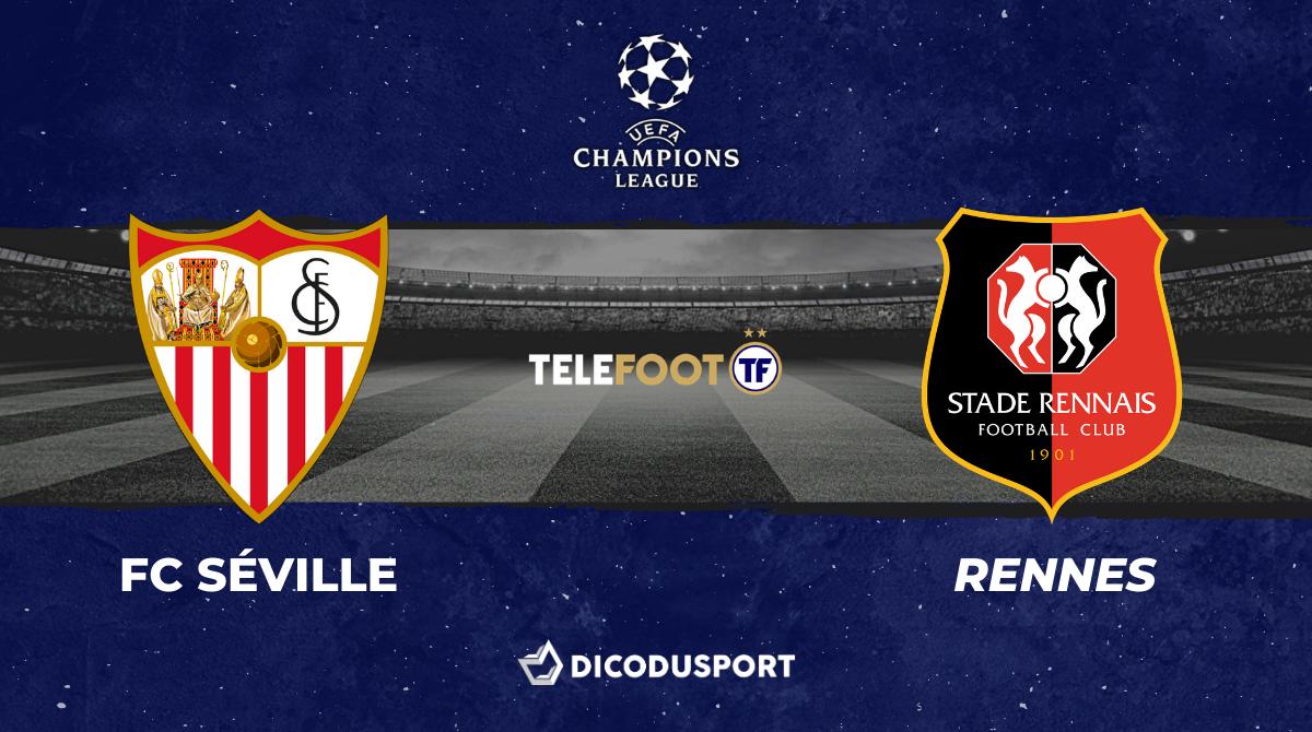 Football - Ligue des Champions - notre pronostic pour FC Séville - Rennes