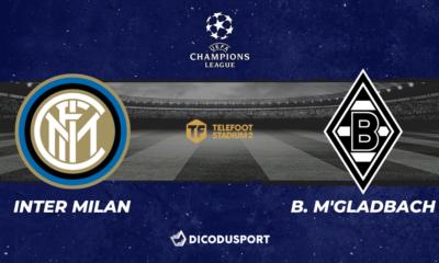 Football - Ligue des Champions - notre pronostic pour Inter Milan - Borussia M'Gladbach