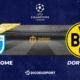Football - Ligue des Champions - notre pronostic pour Lazio Rome - Borussia Dortmund