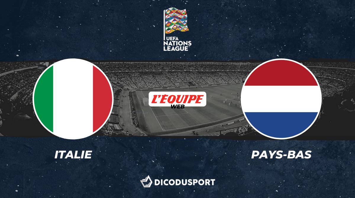 Football - Ligue des Nations - Notre pronostic pour Italie - Pays-Bas