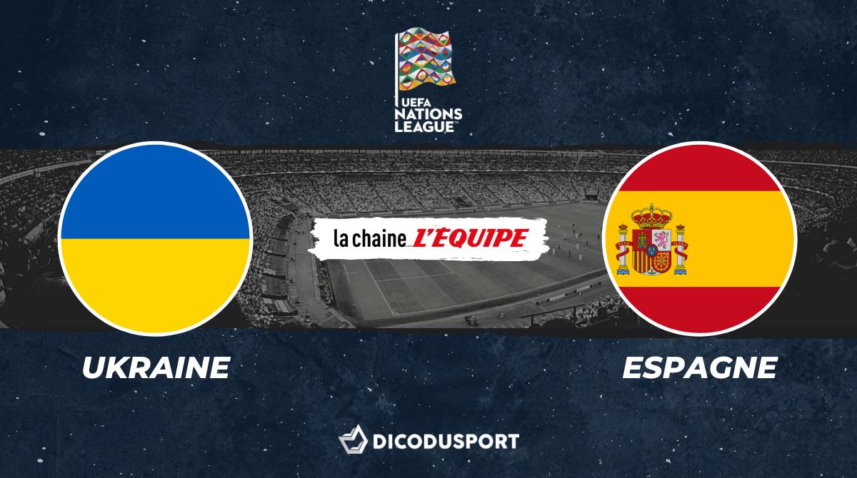 Football - Ligue des Nations - Notre pronostic pour Ukraine - Espagne