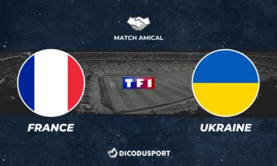 Football - Match amical : notre pronostic pour France - Ukraine