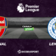 Football - Premier League - notre pronostic pour Arsenal - Leicester