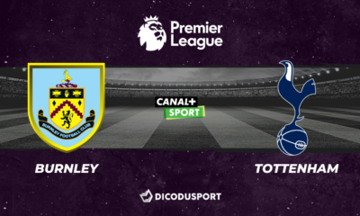 Football - Premier League - notre pronostic pour Burnley - Tottenham