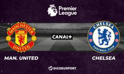 Football - Premier League - notre pronostic pour Manchester United - Chelsea