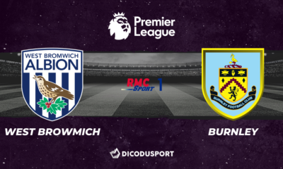 Football - Premier League - notre pronostic pour West Bromwich - Burnley