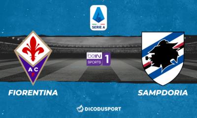 Football - Serie A : notre pronostic pour Fiorentina - Sampdoria Gênes