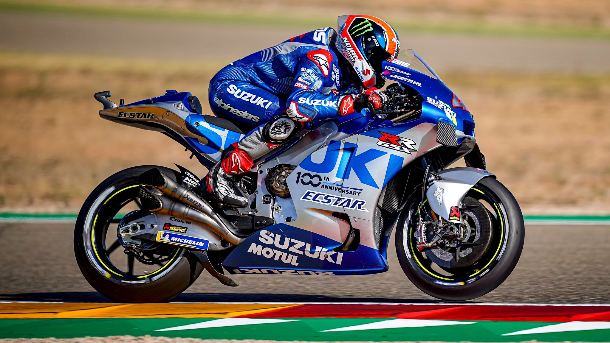 Grand Prix d'Aragon - Alex Rins