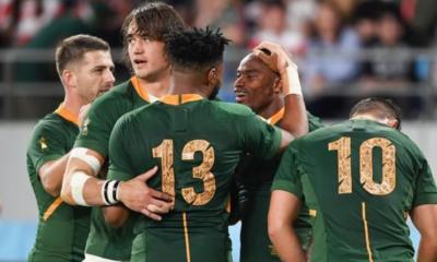 L'Afrique du Sud ne participera pas au Rugby Championship