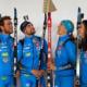 La nouvelle combinaison des équipes de France de biathlon (en partie) dévoilée