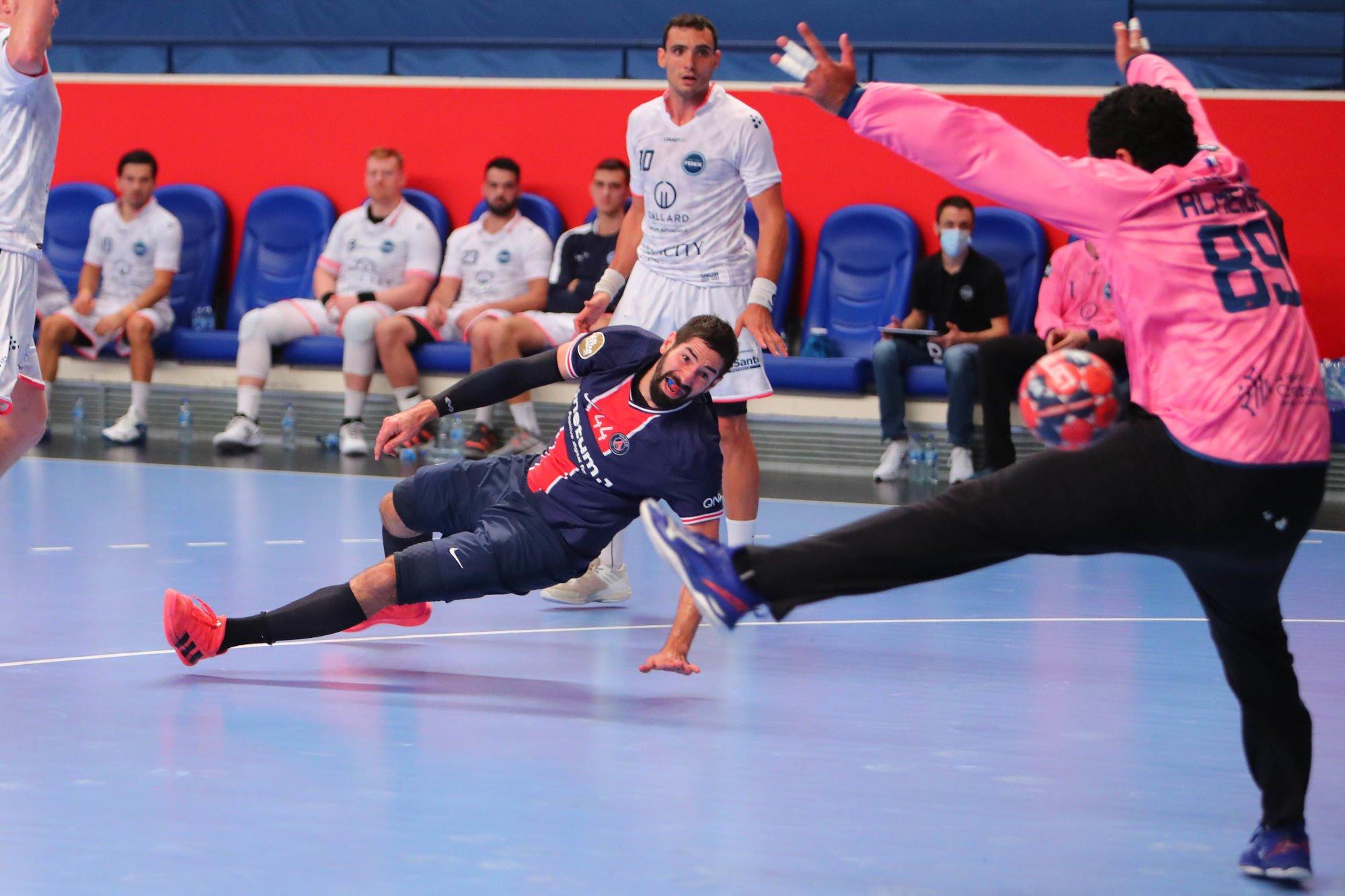 Le PSG Handball de Nikola Karabatic va devoir enclencher la première - Icon Sport