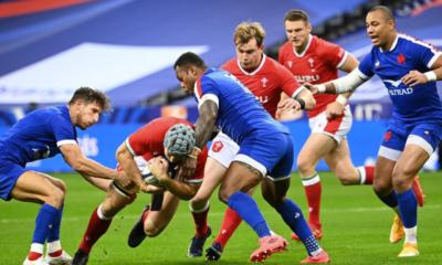 Les 5 choses à retenir de la victoire du XV France face aux Pays de Galles
