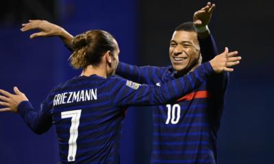 Ligue des Nations - La France s'impose dans la douleur en Croatie